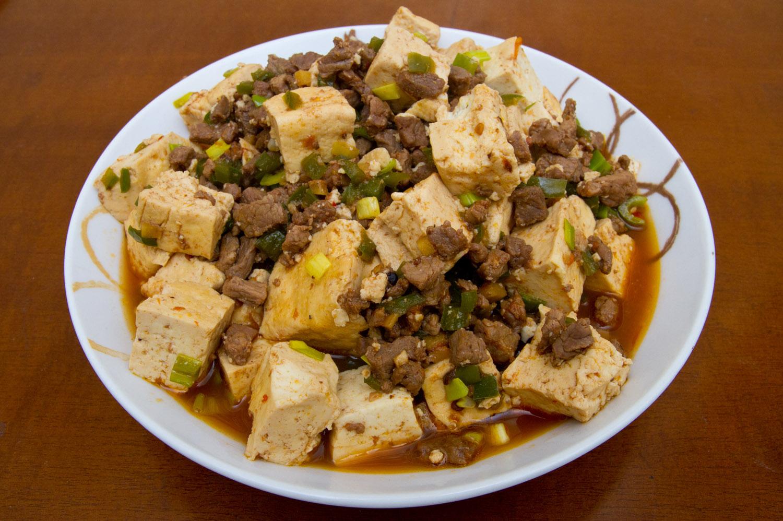 Mapo tofu   El perro viajante