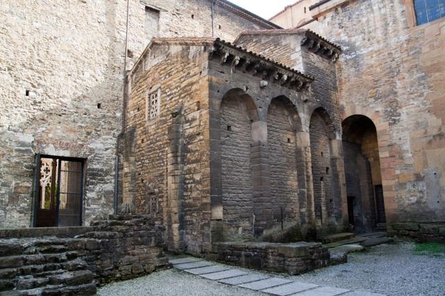 Cámara Santa de la Catedral de Oviedo, España