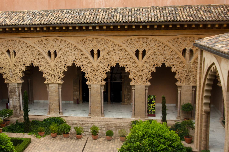 Patrimonio ib rico arquitectura mud jar de arag n el - Arquitectura en zaragoza ...