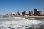 "La ""Milla Dorada"" de Durban, Sudáfrica"