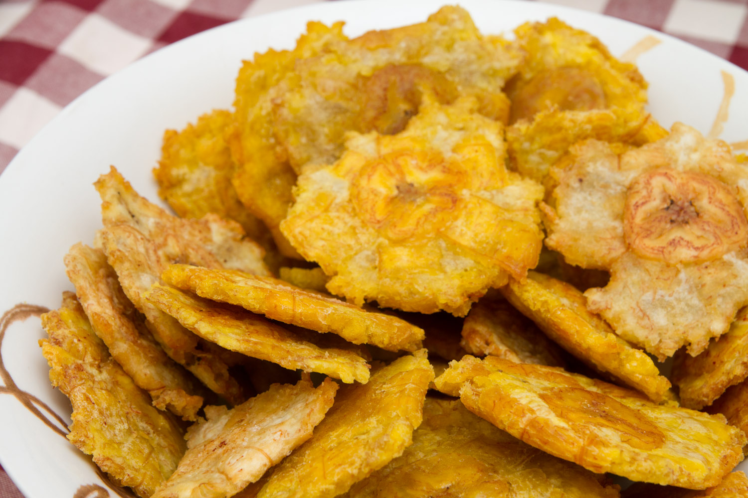 salt tostones tostones with roasted garlic mayo to puerto rico you ...