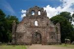 Ruinas de la Iglesia de la Inmaculada Concepción, Ujarrás, Costa Rica