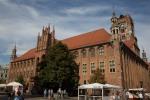 Antiguo ayuntamiento de Toruń, Polonia