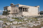 Erecteón, Acropólis de Atenas, Grecia